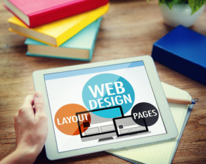 41444906 - web design content creative website responsive concept